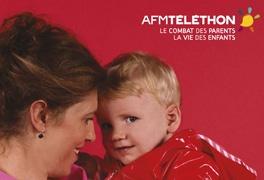 Portrait de Hyacinthe avec sa maman