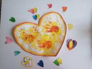 Challenge coeur à coeur des enfants de Fatima
